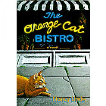 USED (GD) The Orange Cat Bistro by Nancy Linde