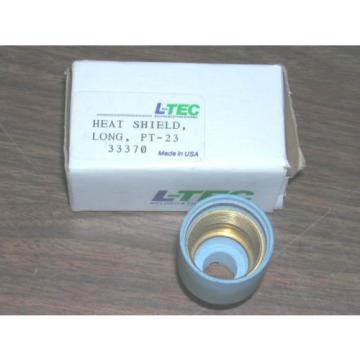 L-tec Esab Linde PT-23 heat shield long 33370 crown cup