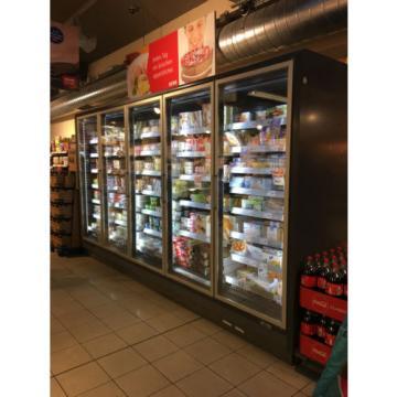 9-türigen Tiefkühlschrank, Linde, Velando, Carrier, TK-Schrank