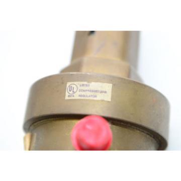 Union Carbide Corp. BRASS Gas/Oxygen Regulator Linde Division UL