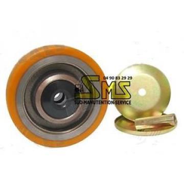 ROUE STABILISATRICE 150 48 mm LINDE FENWICK GERBEUR L10 L12 L14 L16 0039903515