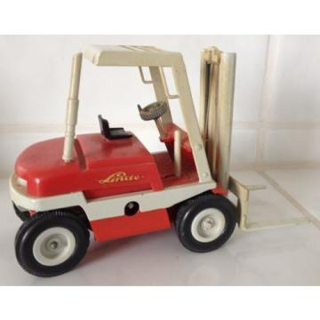 Linde H40 Oldtimer forklift fork lift truck GAMA 9550 VERSION 2 (SILVER WHEEL)