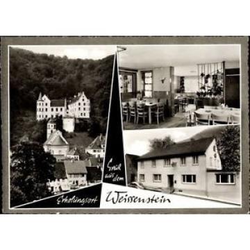 Ak Weissenstein im Landkreis Göppingen, Gasthaus zur Linde, Bes.... - 1548276