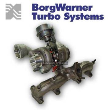 54399880085 Original VW Industrie Turbolader Linde Stapler 2X0253019B CBHA CBJA