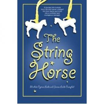 NEW The String Horse by Michele Cytron Linde