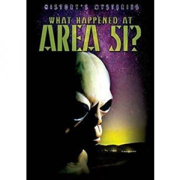 NEW What Happened at Area 51? (History's Mysteries) by Barbara M. Linde