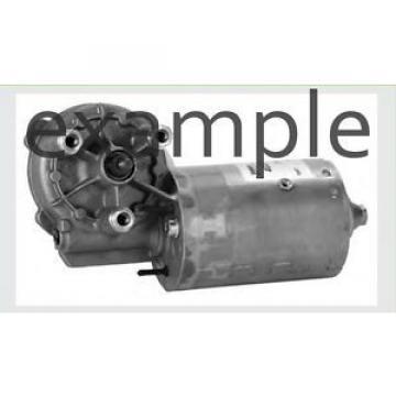 Windscreen Wiper motor VALEO 24V Front Fits Sirocco Fritzmeier Linde 579614