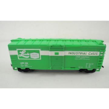 Vintage HO Scale Train Linde Union Carbide LAPX 358
