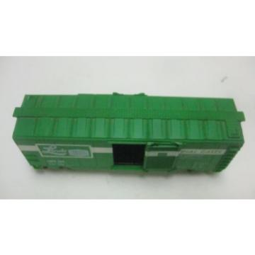 Linde Union Carbide #358 Box Car In A Green HO Scale Train Car By Bachmann tr259