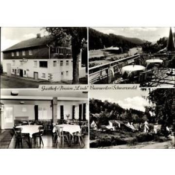 Ak Busenweiler Domhan, Gasthof und Pension Linde, F. Lampprecht,... - 1532165