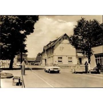 Ak Wernshausen Schmalkalden im Thüringer Wald, Gasthaus zur Linde - 1531343