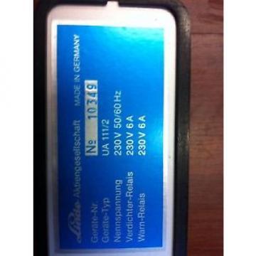 Kühlstellenregler Linde UA 111/2 Regler