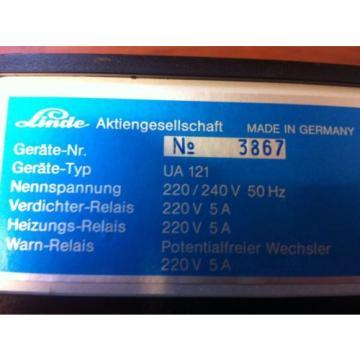 LINDE  UA 121 Kühlstellenregler