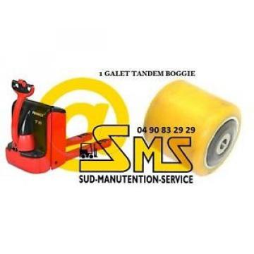 GALET 85 80 85 12 mm TRANSPALETTE ELECTRIQUE FENWICK LINDE N20V N20VI <N°149P