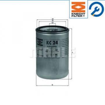 Kraftstofffilter KNECHT VOLVO, DEUTZ-FAHR, FENDT, GAZ, INTERNATIONAL HARV.
