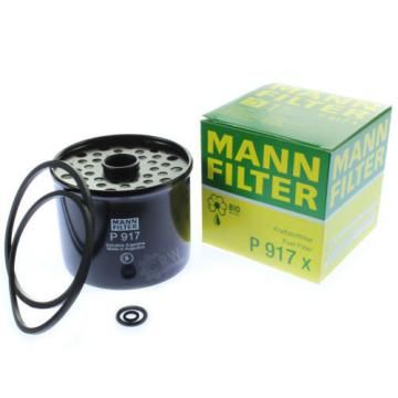 Original MANN-FILTER Kraftstofffilter P 917 x Fuel Filter