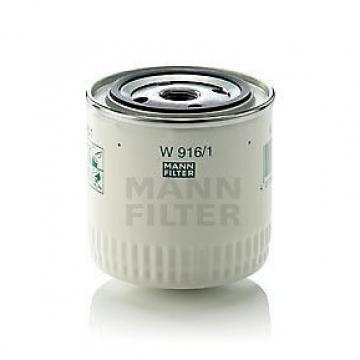 MANN-FILTER  W 916/1  OELFILTER FORD