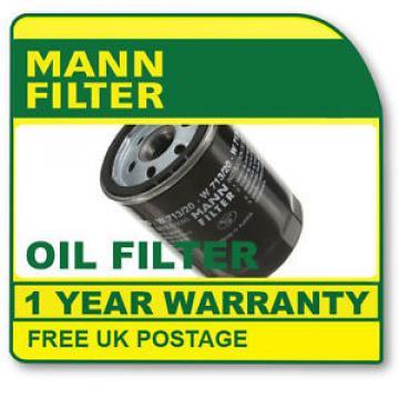 W719/14 MANN HUMMEL OIL FILTER (Deutz, Linde Fork-lift Trucks) NEW O.E SPEC!