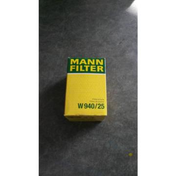 Mann Ölfilter W 940/25