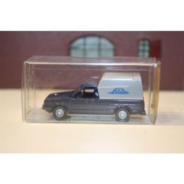 VW Caddy von Linde in OVP  (Wiking/F/D 128