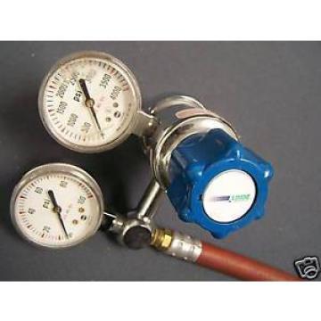 LINDE, MODEL SG XX65320  SINGLE STAGE GAS REGULATOR