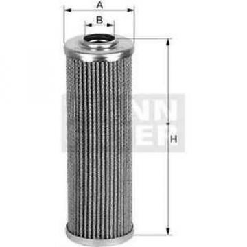 1x Filter, Arbeitshydraulik MANN-FILTER HD 622/1