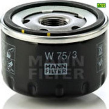 MANN-FILTER Ölfilter Motorölfilter W75/3