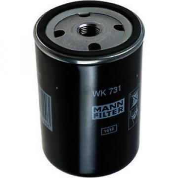 Original MANN-FILTER Kraftstofffilter WK 731 (10) Fuel Filter