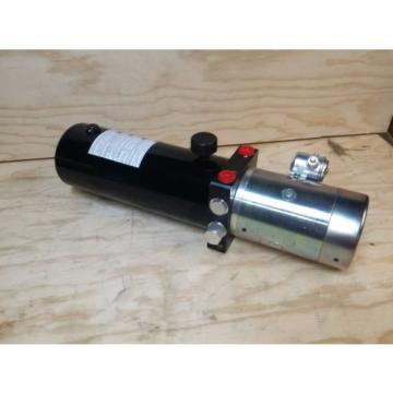 Hydraulic Power Unit - SPX 12 Volt DC, 1.2 GPM @ 2000 PSI