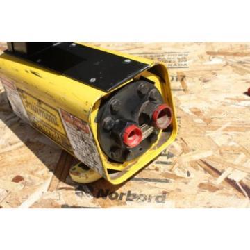 10,000 psi Hydraulic Intensifier