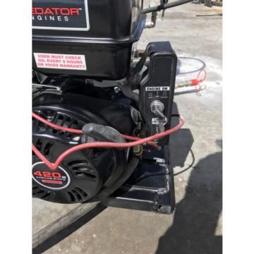 Gasoline Powered Hydraulic Unit PTO Hydraulic Crane 16 GPM Pump 2500 PSI
