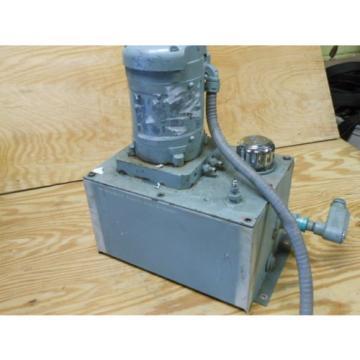 Delta Power Hydraulics Model B4 Hydraulic Pump 3 PH  1.5 HP #4