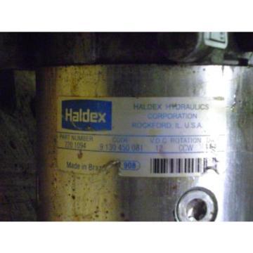 Core cut CC6500 concrete saw ,  Haldex hydraulic pump unit   2600070