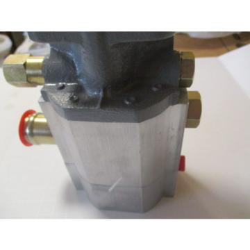 DHL S39070900 Two Stage Hydraulic Log Splitter Pump, 16 GPM