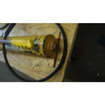 Enerpac Porta Power P-80 Hydraulic Hand Pump 10,000 PSI