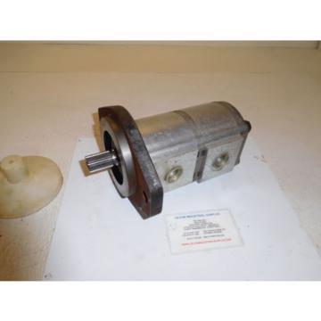 Casappa PLP2014-04S540C/PLP90CXXS7LOF Double Hydraulic Gear Pump