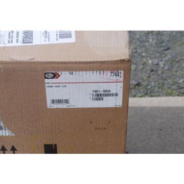 GATES 7481-0034 HYDRAULIC PUMP FOR GATES 4-20 MOBILECRIMP 1/2HP DUMP VALVE