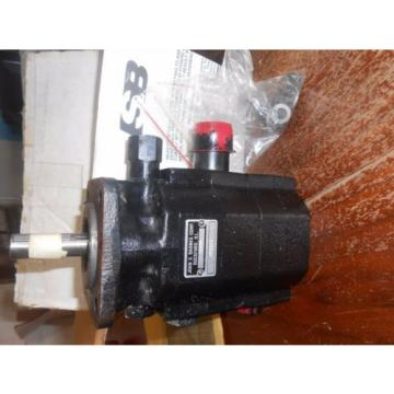 John S Barnes Hydraulic Pump 12395 4F664A New in Box
