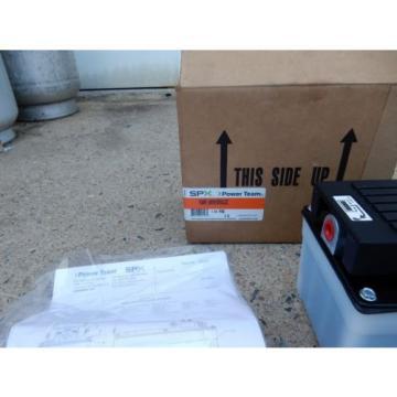SPX POWER TEAM PA6 HYDRAULIC FOOT PUMP AIR DRIVEN 10,000PSI NEW