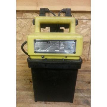 Enerpac Electric Hydraulic Pump Model WER-1501B, 5000 PSI