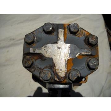FIAT ALLIS KOMATSU HYDRAULIC PUMP C 84 03 R SPLINED  WITH PLATE