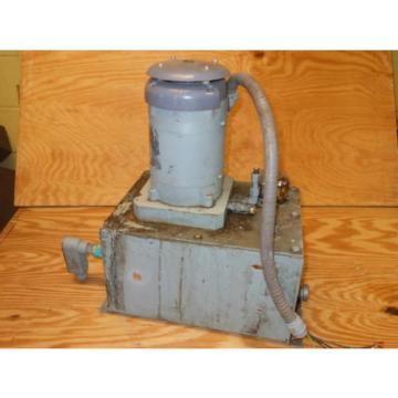 Delta Power Hydraulics Model B4 Hydraulic Pump 3 PH  1.5 HP #2