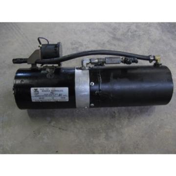 Monarch Hydraulic pump
