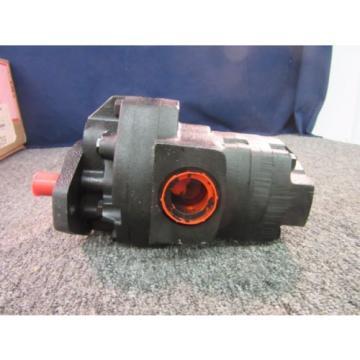 MTE TWIN DISC HYDRAULIC ROTARY MOTOR GEAR PUMP X-216078B NEW