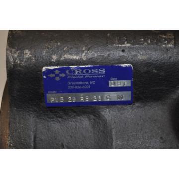 VICKERS HYDRAULIC PISTON PUMP PVB 29 RS 20 C 11 / PVB29 RS 20C11
