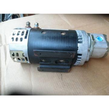 CROWN LIFT GE DC MOTOR HYDRAULIC PUMP BOSCH REXROTH 5BCG52MA100A 9510290001 NEW