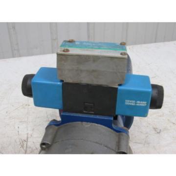 Dyna Pack M405 Monarch Hydraulic Pump Unit W/Baldor 1HP 3Ph Motor