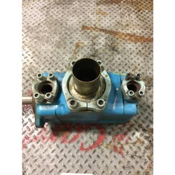 "Vickers 270679 Hydraulic Vane Pump 380965 1-1/2"" Shaft Warranty! Fast Shipping!"