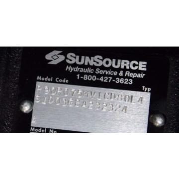 Danfoss SunSource 90 Series Control Hydraulic Pump 8801347