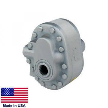 HYDRAULIC FLUID PUMP - PTO Powered - 20/40 GPM - 2,250 PSI - 540 or 1,000 RPM